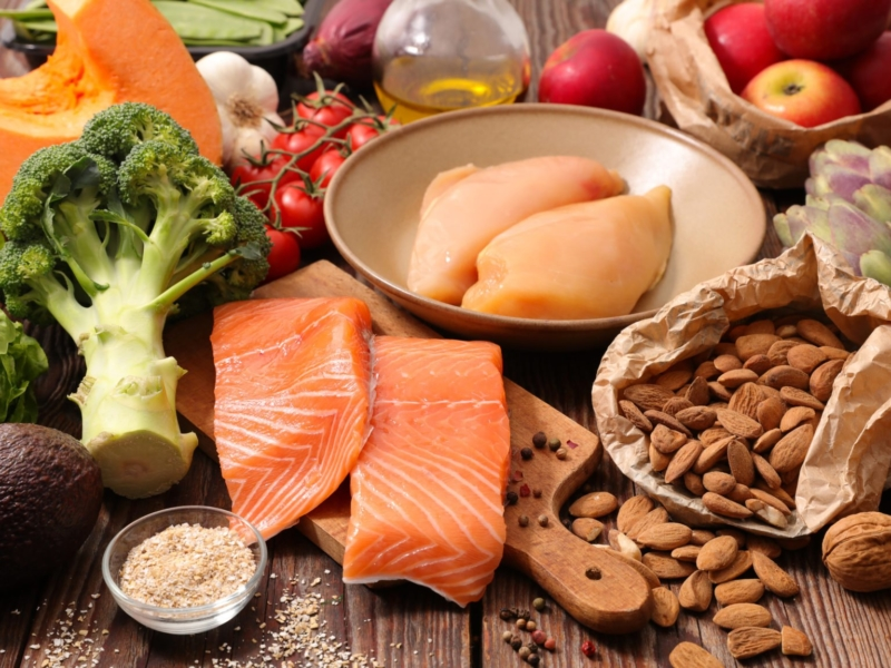healthy foods emphasized in Nutrigenomics